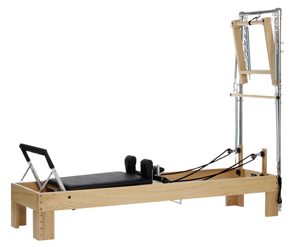 pilates reformer machine